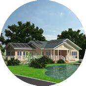 轻型木结构建筑
