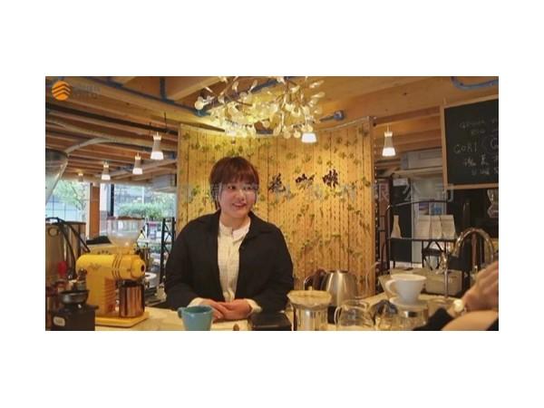 我司装修的两座木结构咖啡店已成网红