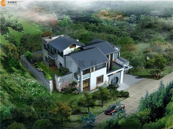 木屋别墅 生态木屋