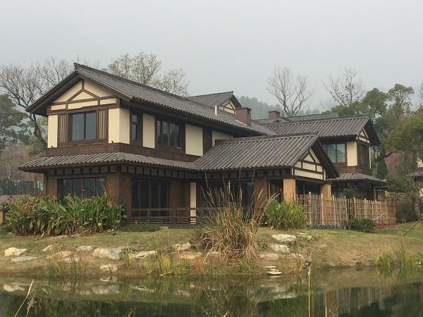 木结构房屋 木屋建筑 木结构工程