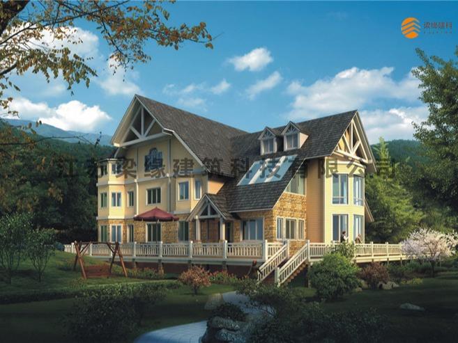 民宿木屋在国内的发展