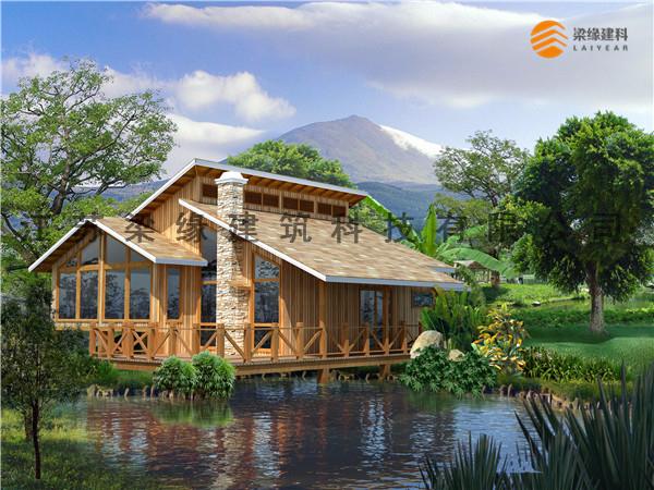 木屋建造所使用的木材有耐火极限吗?
