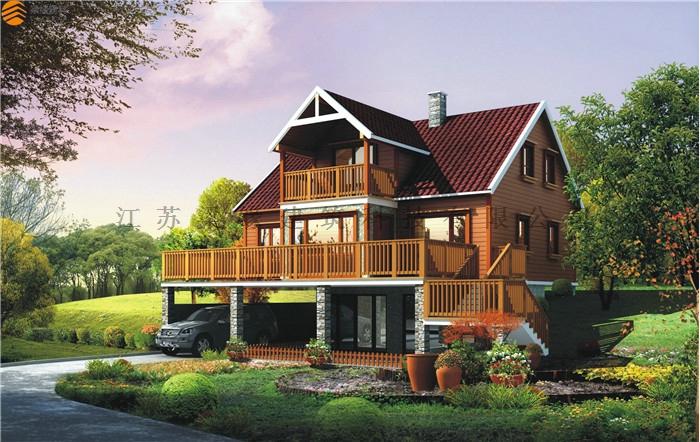 木屋别墅 木屋别墅设计