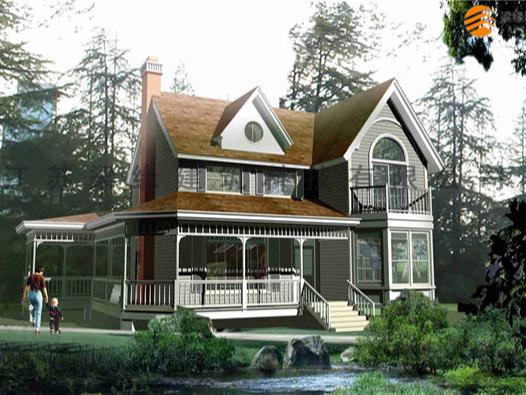 木屋别墅品质与那些方面有着关联?