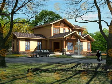 怎样才能设计出别具一格的木屋建筑呢?