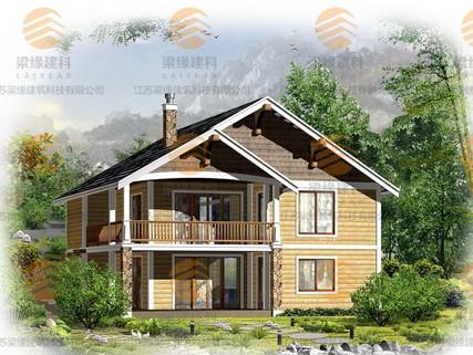 木结构别墅有那些优良特性