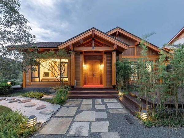 度假木屋就跟与传统酒店的之间的区别