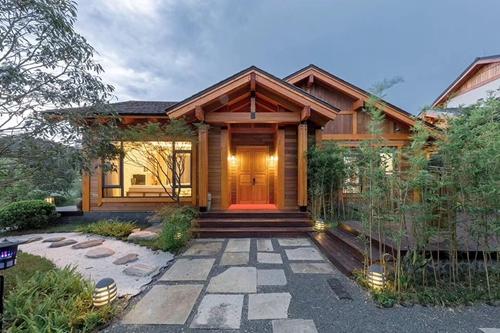 环保木屋 小木屋