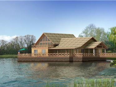 木结构房屋给你更健康的住宅体验