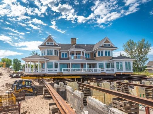 木结构别墅有什么优势?