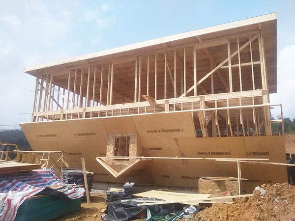 木结构建筑工程的发展前景