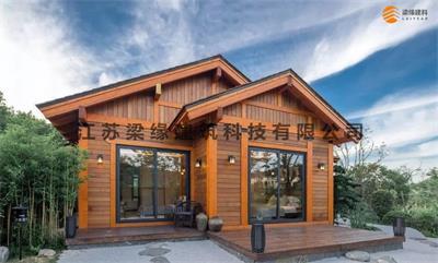 木屋价格 木别墅造价