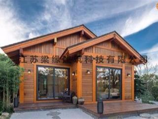 度假木屋合适建造在什么地区