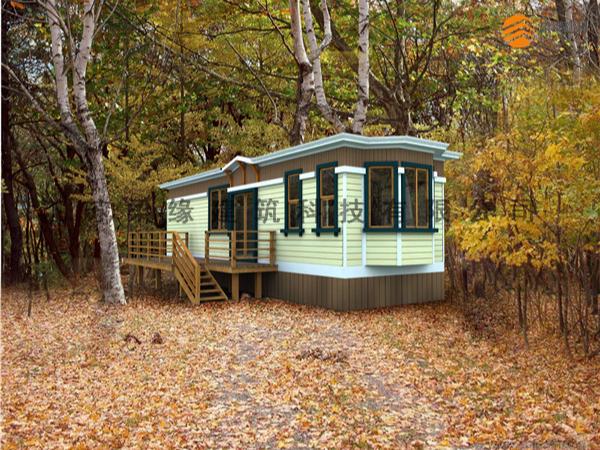 苏州移动木屋-露营地的新宠儿