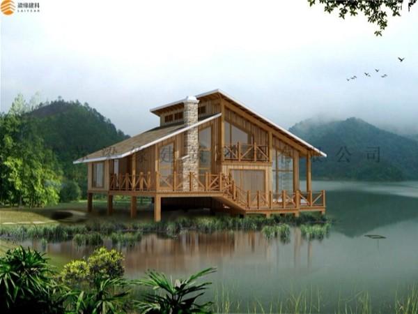 休闲木屋绽放自然之美