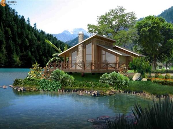 景观木屋建造三部曲