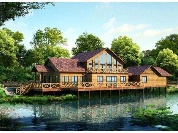 LYZF (1)景观木屋