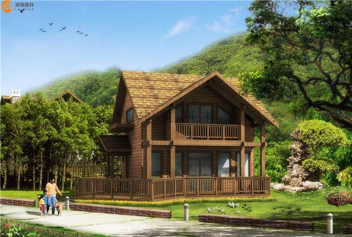 露营地木屋