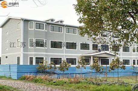 太湖大学堂学生木结构住宿楼