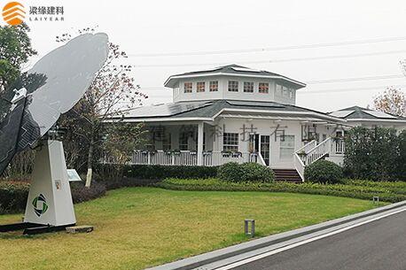 协鑫集团总部现代木结构高层对话能源会所