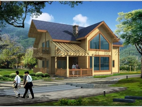 苏州manbetx官方网站手机客户端厂家告诉您木别墅的优势