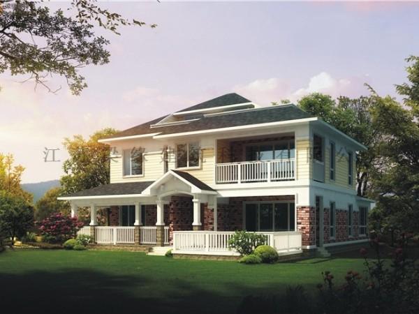 LYSR(7)私人木结构别墅