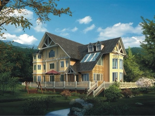 木结构别墅建筑公司应该怎么选择