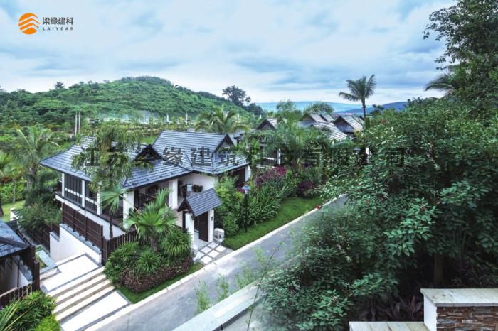 生态度假木屋 木屋设计