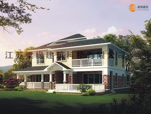 木屋别墅的造价是多少?