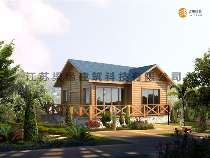 LYFC(2)露营木屋