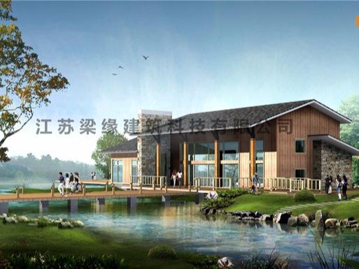 LYSY(6)木结构建筑