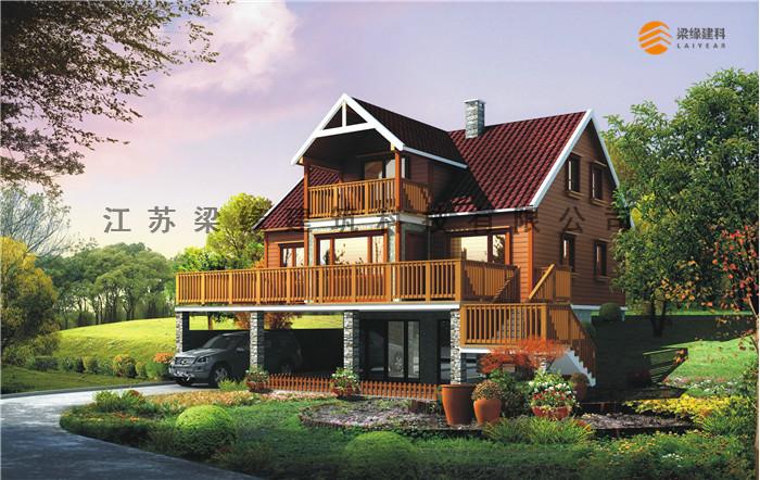 木屋 木屋别墅
