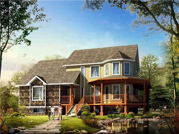 选择专业木屋公司,建造理想木屋别墅