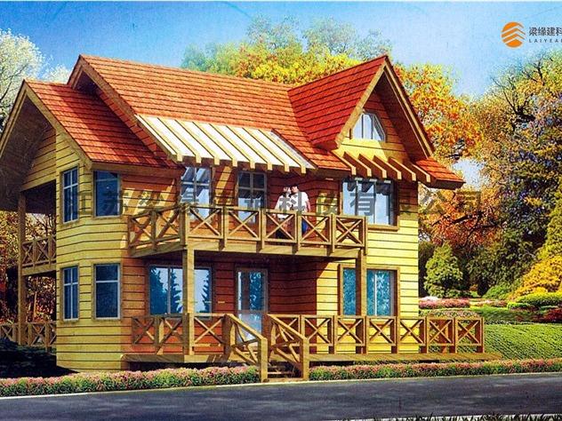 木屋别墅 木屋别墅设计 木别墅价格