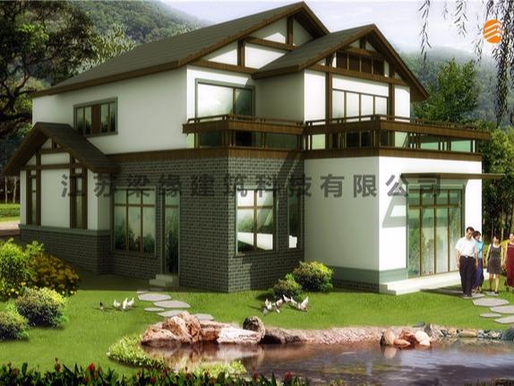怎样的场所合适建造木屋别墅