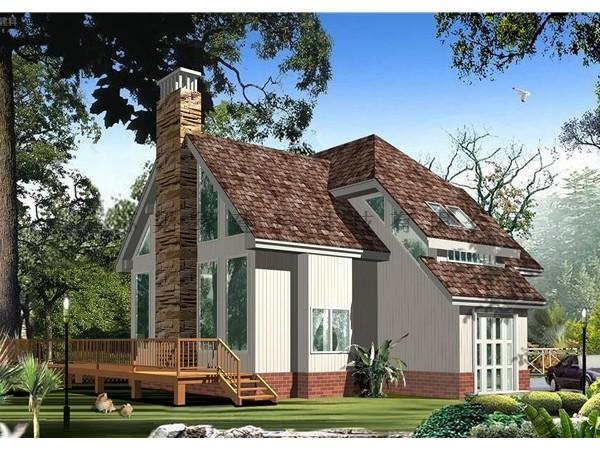环保木屋,让生活更环保