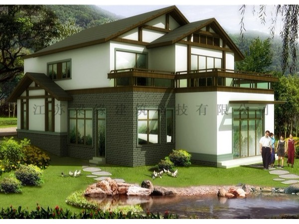 木屋别墅与周边的自然环境