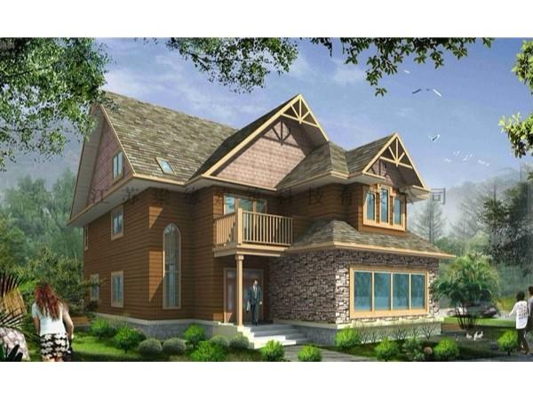 商业木别墅有什么价值?