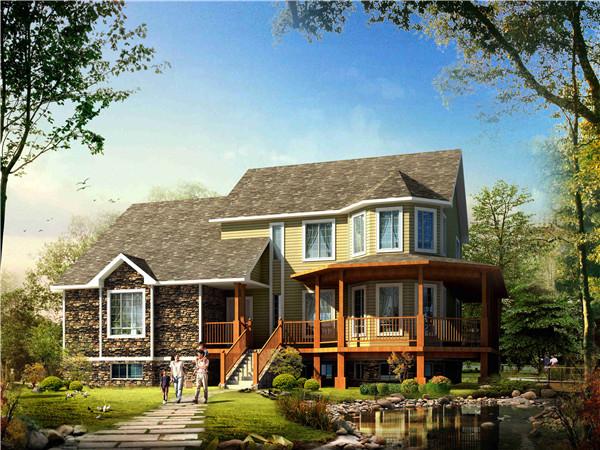 怎么有效的降低农村木别墅造价成本