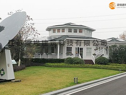 协鑫集团总部现代木结构高层对话能源会所(二)