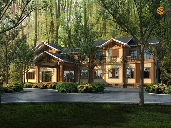 LYZF (3)木屋建筑