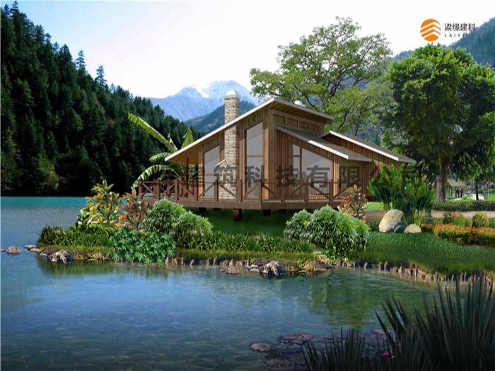 建造放心防腐木屋,选择专业木屋公司