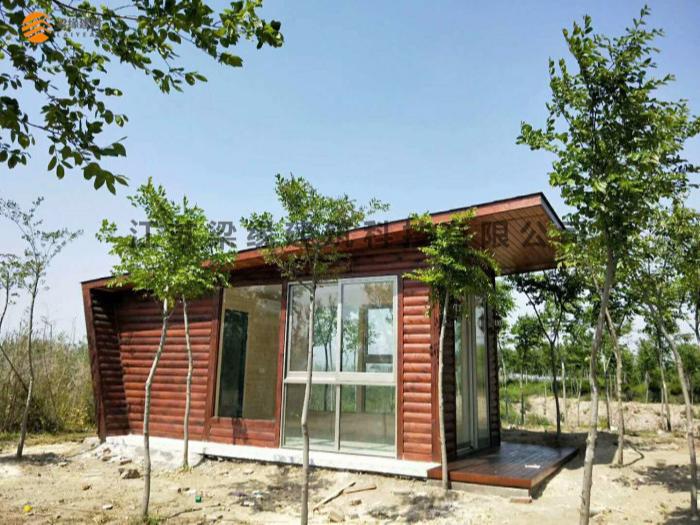 移动木屋厂家为您打造多用途木屋