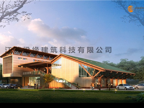 LYZF (9)木结构建筑