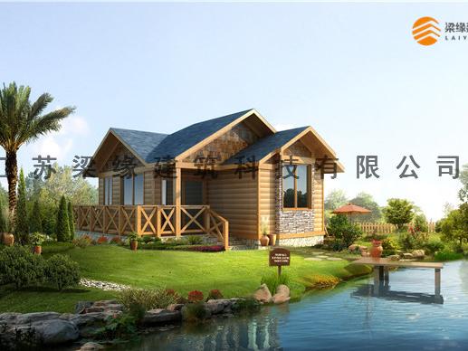 移动木屋-便捷的木房子