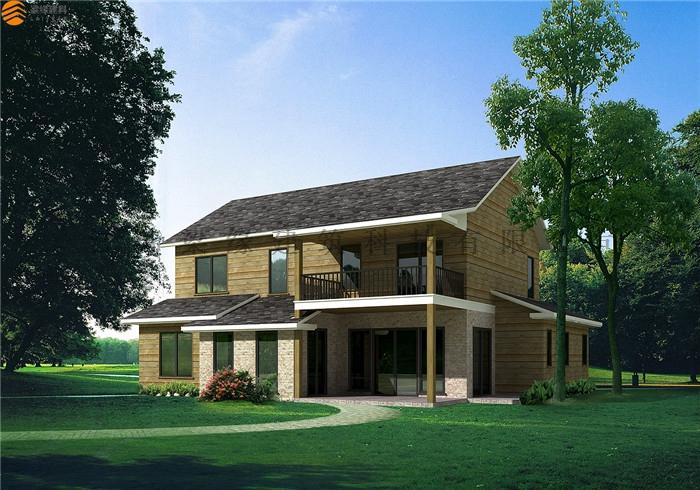 度假木屋 木屋设计