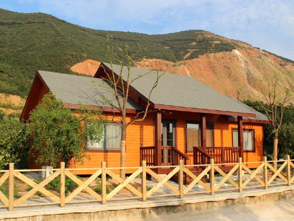 木结构住宅如何做到防火要求?