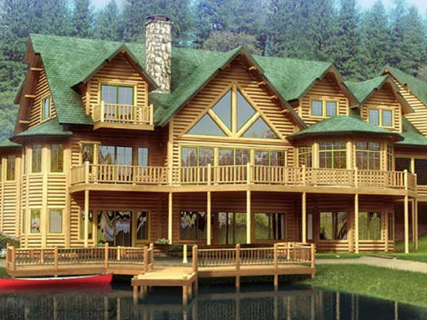 木别墅设计要注意哪些细节?