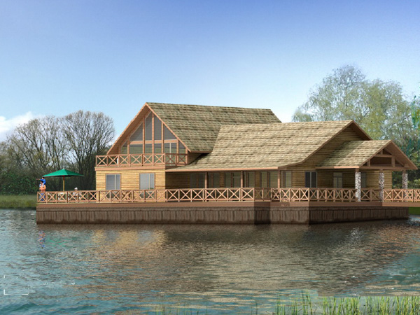 高端木制房屋为什么那么受欢迎
