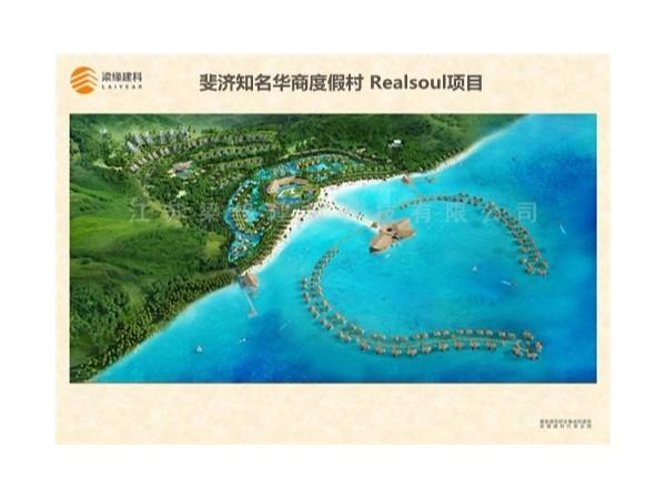 公司管理层赴斐济考察合作项目现场